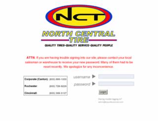 nct.tireloop.com screenshot