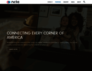 ncta.com screenshot