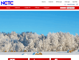 nctc.net screenshot