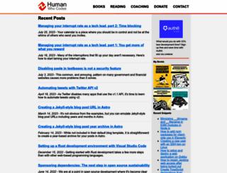 nczonline.net screenshot