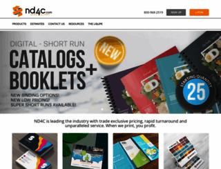 nd4c.com screenshot