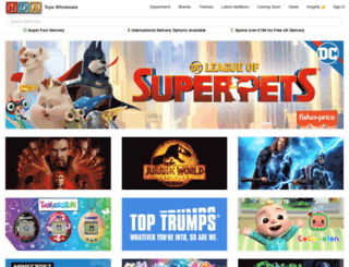 nda-toys.com screenshot