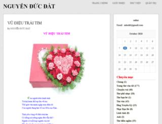nddat.vnweblogs.com screenshot