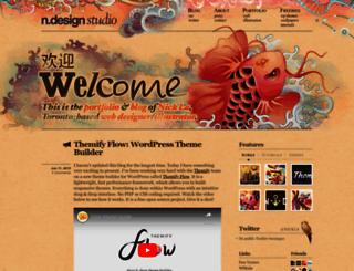 ndesign-studio.com screenshot