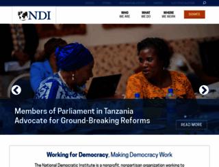 ndi.org screenshot