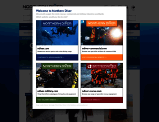 ndiver.com screenshot