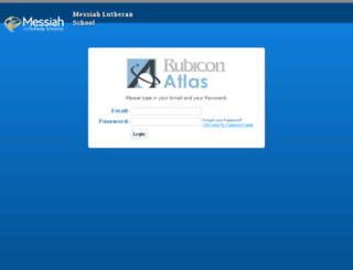 ndlcms-messiahlincoln.rubiconatlas.org screenshot
