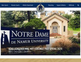 ndnuargos.com screenshot