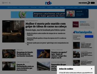 ndonline.com.br screenshot