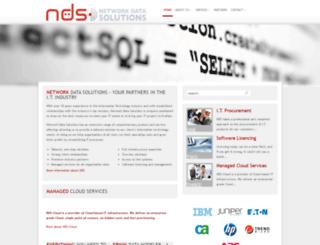 nds-it.com screenshot