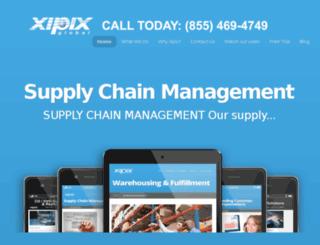 ndsapps.xipixlogistix.com screenshot