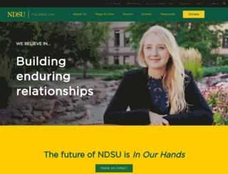 ndsualumni.com screenshot