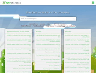 ndsuniverse.com screenshot