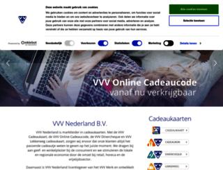 ndtrc.nl screenshot