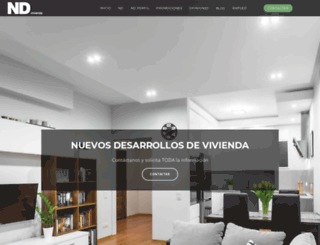 ndvivienda.com screenshot
