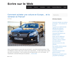 ndx.fr screenshot