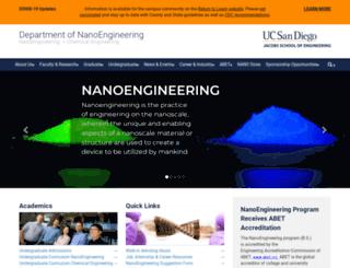 ne.ucsd.edu screenshot