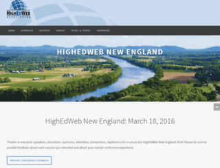 ne16.highedweb.org screenshot