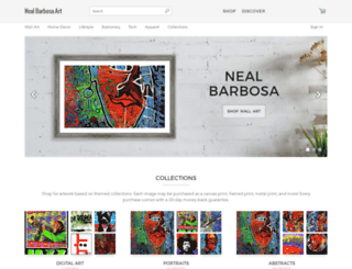 neal-barbosa.pixels.com screenshot
