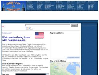 nealcomm.com screenshot