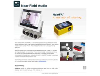nearfa.org screenshot