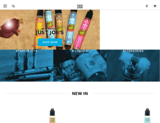 neatcigs.co.uk screenshot