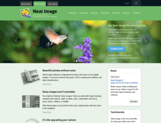 neatimage.com screenshot