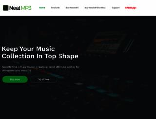 neatmp3.com screenshot