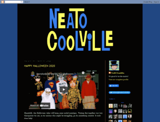 neatocoolville.blogspot.fr screenshot