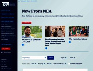 neatoday.org screenshot
