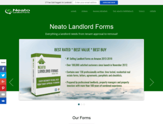 neatolandlordforms.com screenshot