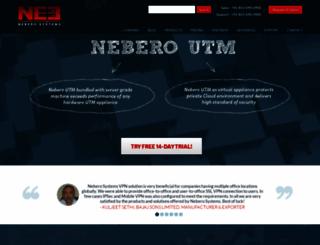 nebero.com screenshot
