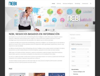 nebi.co screenshot