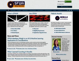 nebulaawards.com screenshot