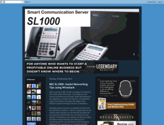 nec-sl1000.blogspot.co.uk screenshot