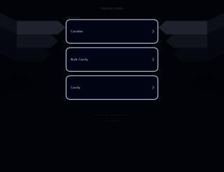 necco.com screenshot