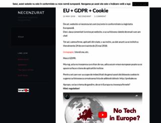 necenzurat.com screenshot