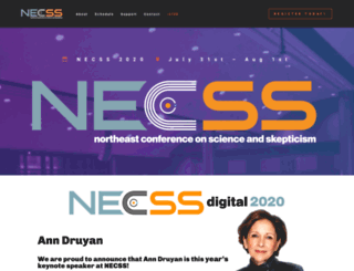 necss.org screenshot