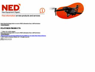 ned.hotims.com screenshot