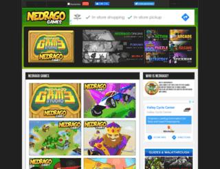 nedragogames.com screenshot