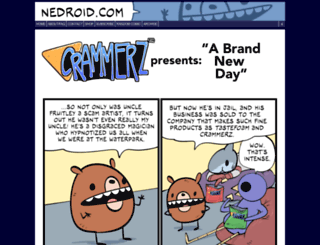 nedroid.com screenshot