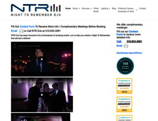 needdjs.com screenshot
