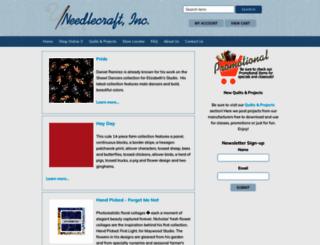 needlecraftinc.com screenshot
