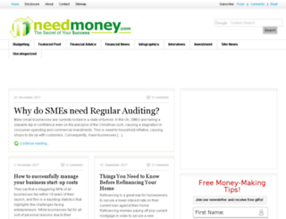 needmoney.com screenshot