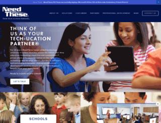 needthese.com screenshot