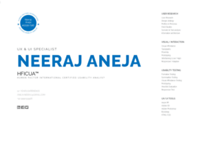 neerajaneja.com screenshot
