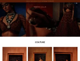 neetalulla.com screenshot