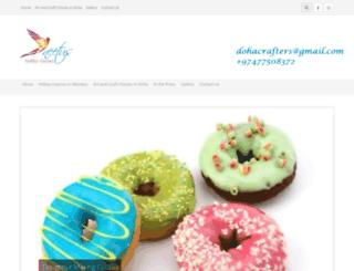 neetushobbyclasses.com screenshot