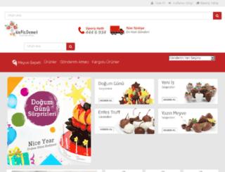 nefisdemet.com screenshot