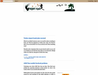 negerihijau.blogspot.com screenshot
